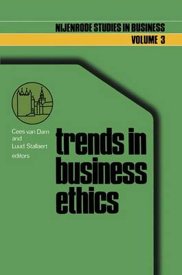 Trends in business ethics: Implications for decision-making - Nijenrode Studies in Business 3 (Paperback)