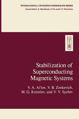 Stabilization of Superconducting Magnetic Systems - Exlog Series of Petroleum Geology and Engineering Handbooks (Paperback)