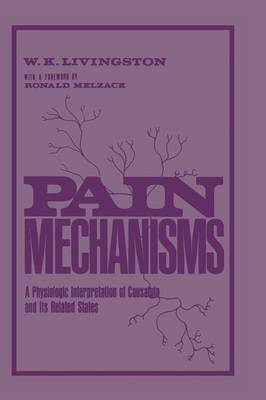 Pain Mechanisms: A physiologic Interpretation of Causalgia and Its Related States (Paperback)