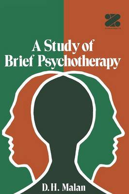 A Study of Brief Psychotherapy (Paperback)