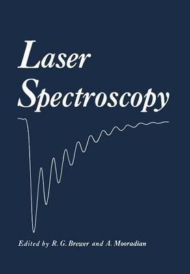 Laser Spectroscopy (Paperback)