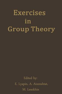 Exercises in Group Theory (Paperback)