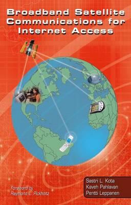 Broadband Satellite Communications for Internet Access (Paperback)