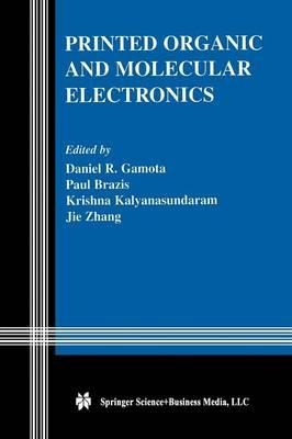 Printed Organic and Molecular Electronics (Paperback)