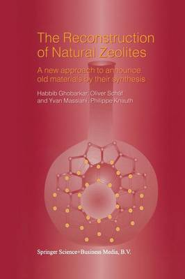 The Reconstruction of Natural Zeolites: A New Approach to Announce Old Materials by their Synthesis (Paperback)
