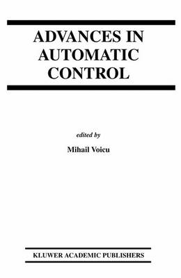 Advances in Automatic Control - The Springer International Series in Engineering and Computer Science 754 (Paperback)
