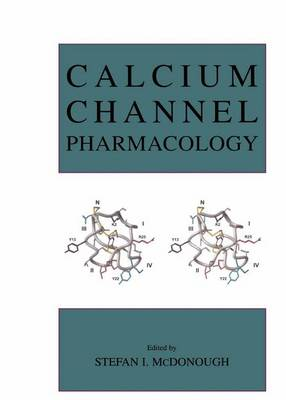 Calcium Channel Pharmacology (Paperback)