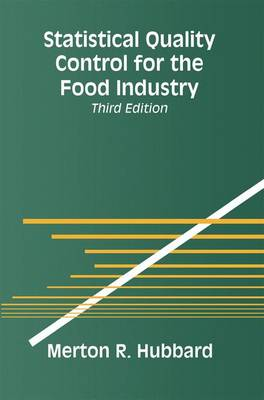 Statistical Quality Control for the Food Industry (Paperback)