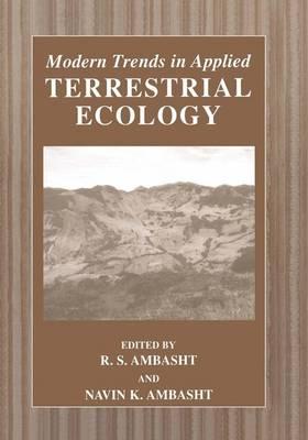 Modern Trends in Applied Terrestrial Ecology (Paperback)