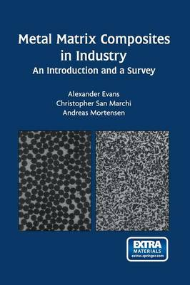 Metal Matrix Composites in Industry: An Introduction and a Survey (Paperback)