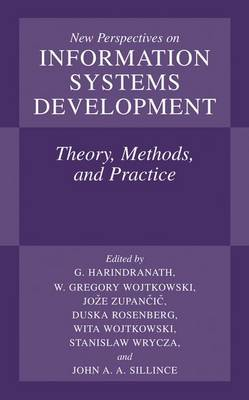 New Perspectives on Information Systems Development: Theory, Methods, and Practice (Paperback)