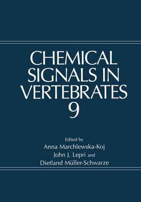 Chemical Signals in Vertebrates 9 (Paperback)