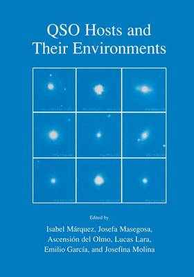 QSO Hosts and Their Environments (Paperback)