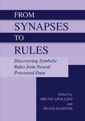From Synapses to Rules: Discovering Symbolic Rules from Neural Processed Data (Paperback)