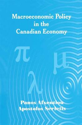 Macroeconomic Policy in the Canadian Economy (Paperback)