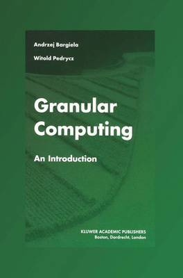 Granular Computing: An Introduction - The Springer International Series in Engineering and Computer Science 717 (Paperback)