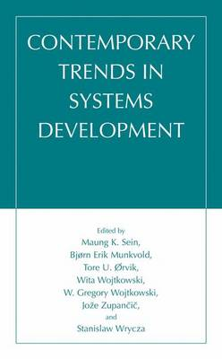 Contemporary Trends in Systems Development (Paperback)