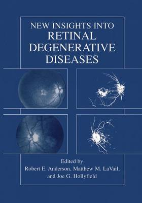 New Insights Into Retinal Degenerative Diseases (Paperback)