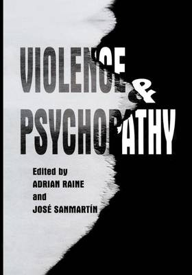 Violence and Psychopathy (Paperback)