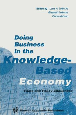 Doing Business in the Knowledge-Based Economy: Facts and Policy Challenges (Paperback)