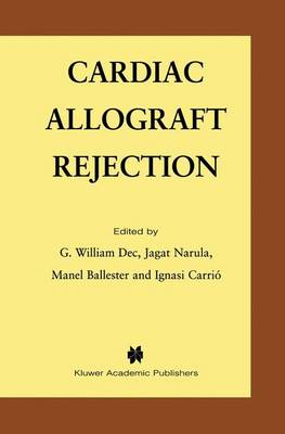 Cardiac Allograft Rejection (Paperback)