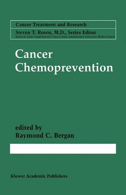 Cancer Chemoprevention - Cancer Treatment and Research 106 (Paperback)