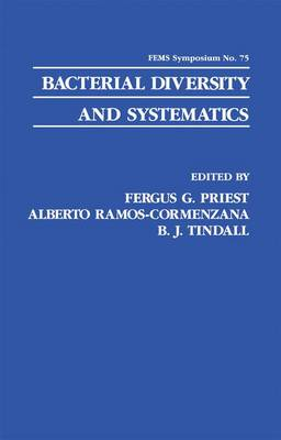 Bacterial Diversity and Systematics - F.E.M.S. Symposium Series 75 (Paperback)
