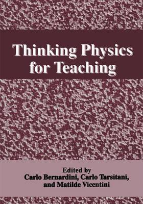 Thinking Physics for Teaching (Paperback)