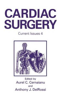 Cardiac Surgery: Current Issues 4 (Paperback)