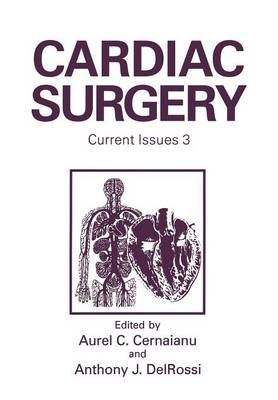 Cardiac Surgery: Current Issues 3 (Paperback)