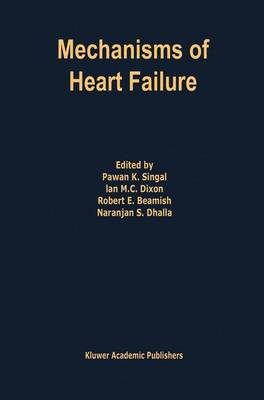 Mechanisms of Heart Failure - Developments in Cardiovascular Medicine 167 (Paperback)