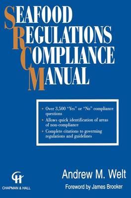 Seafood Regulations Compliance Manual (Paperback)