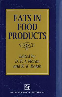 Fats in Food Products (Paperback)