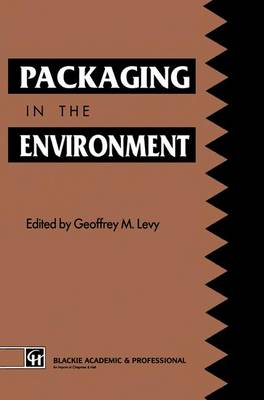 Packaging in the Environment (Paperback)