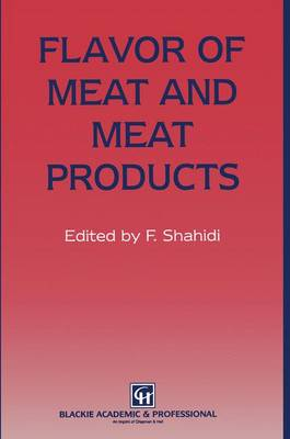 Flavor of Meat and Meat Products (Paperback)