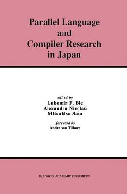 Parallel Language and Compiler Research in Japan (Paperback)