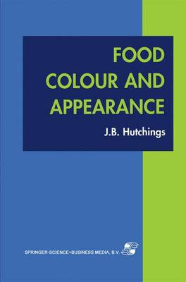 Food Colour and Appearance (Paperback)