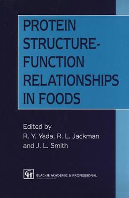 Protein Structure-Function Relationships in Foods (Paperback)