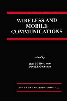 Wireless and Mobile Communications - The Springer International Series in Engineering and Computer Science 277 (Paperback)