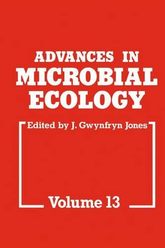 Advances in Microbial Ecology - Advances in Microbial Ecology 13 (Paperback)