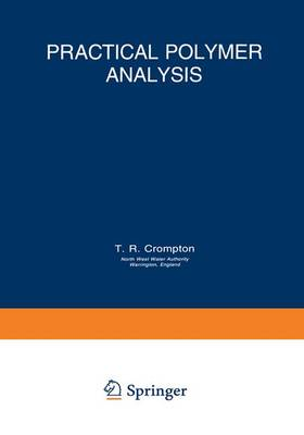 Practical Polymer Analysis (Paperback)