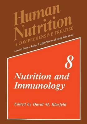 Nutrition and Immunology - Human Nutrition (Paperback)