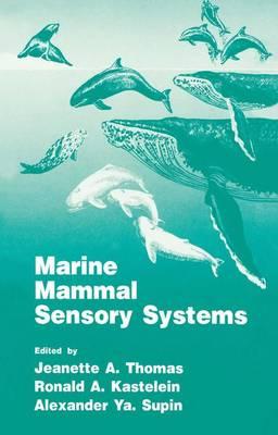 Marine Mammal Sensory Systems (Paperback)