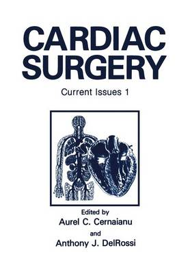 Cardiac Surgery: Current Issues 1 (Paperback)