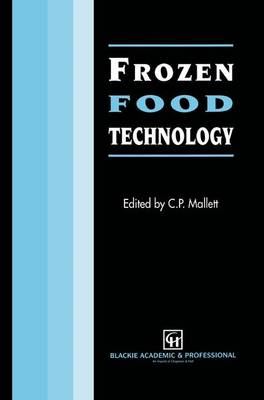Frozen Food Technology (Paperback)