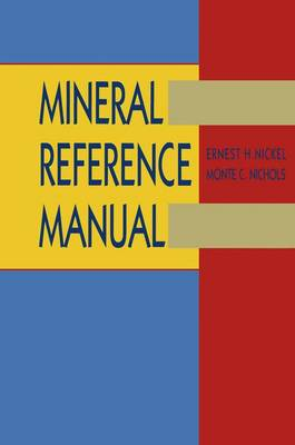 Mineral Reference Manual (Paperback)