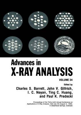 Advances in X-Ray Analysis (Paperback)