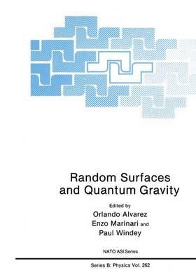 Random Surfaces and Quantum Gravity - NATO Science Series B 262 (Paperback)