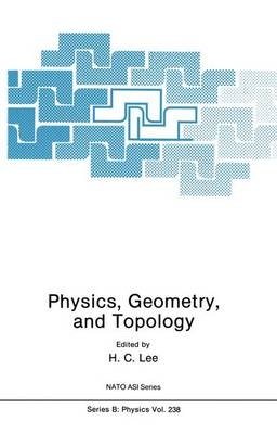 Physics, Geometry and Topology - NATO Science Series B 238 (Paperback)