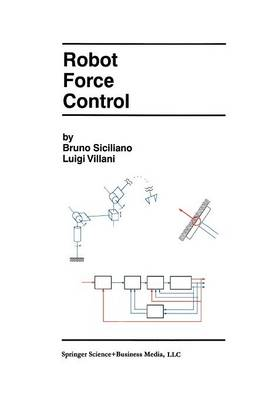 Robot Force Control - The Springer International Series in Engineering and Computer Science 540 (Paperback)